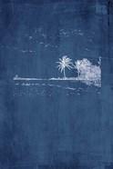 Navy Beach Palm II