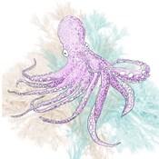 Octopus Purple