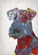 Abstract Dog II