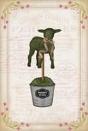 Topiary Lamb
