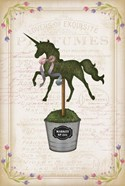 Topiary Unicorn I