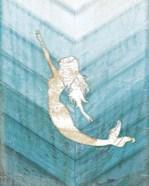 Coastal Mermaid I