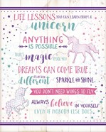 Life Lessons Unicorn