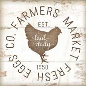 Farmer Market Eggs II