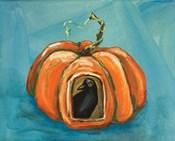 Pumpkin & Crow