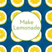 Make Lemonade on Blue