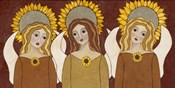Angels And Sunflowers