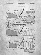 Golf Club Patent - Slate