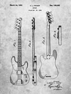 Guitar Patent - Slate
