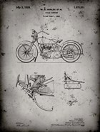 Cycle Support Patent - Faded Grey