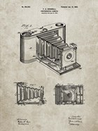 Photographic Camera Patent - Sandstone