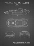 Vehicle Body Patent - Black Grid