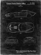 Vehicle Body Patent - Black Grunge