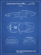 Vehicle Body Patent - Blueprint
