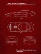 Vehicle Body Patent - Burgundy