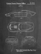 Vehicle Body Patent - Chalkboard