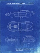 Vehicle Body Patent - Faded Blueprint