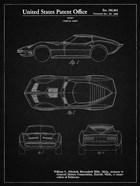 Vehicle Body Patent - Vintage Black