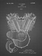 Engine Patent - Black Grid