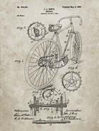 Bicycle Patent - Sandstone
