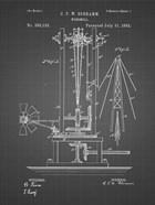 Windmill Patent - Black Grid
