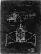 Direct-Lift Aircraft Patent - Black Grunge