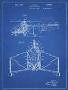 Direct-Lift Aircraft Patent - Blueprint