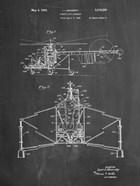 Direct-Lift Aircraft Patent - Chalkboard