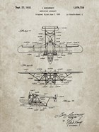 Amphibian Aircraft Patent - Sandstone