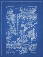Diver's Suit Patent - Blueprint