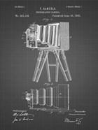 Photographic Camera Patent - Black Grid