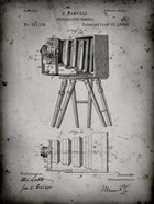 Photographic Camera Patent - Faded Grey