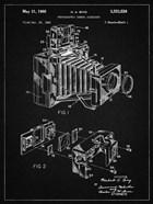 Photographic Camera Accessory Patent - Vintage Black