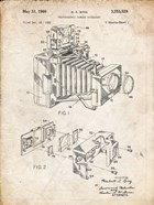 Photographic Camera Accessory Patent - Vintage Parchment