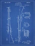 Semi-Automatic Rifle Patent - Blueprint