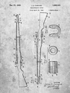Semi-Automatic Rifle Patent - Slate