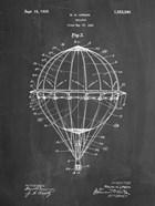 Balloon Patent - Chalkboard