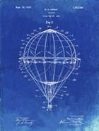 Balloon Patent - Faded Blueprint