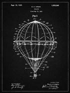 Balloon Patent - Vintage Black