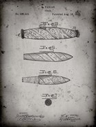 Cigar Patent - Faded Grey