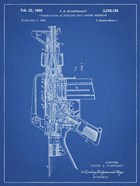 Firearm With Auxiliary Bolt Closure Mechanism Patent - Blueprint