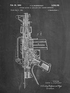 Firearm With Auxiliary Bolt Closure Mechanism Patent - Chalkboard