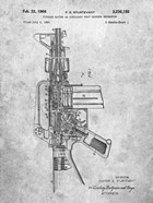 Firearm With Auxiliary Bolt Closure Mechanism Patent - Slate