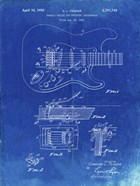 Tremolo Device for Stringed Instruments Patent - Faded Blueprint