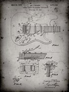 Tremolo Device for Stringed Instruments Patent - Faded Grey