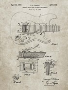 Tremolo Device for Stringed Instruments Patent - Sandstone