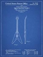 Stringed Musical Instrument Patent - Blueprint