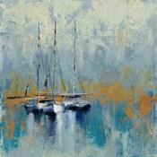 Boats in the Harbor III