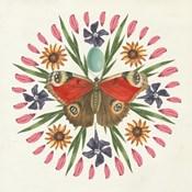Butterfly Mandala II