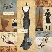 Couture Paris & London I